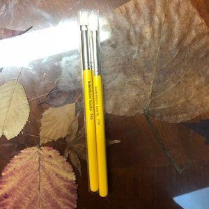 Bdellium makeup cosmetic eyeshadow brushes set